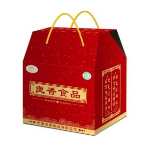 彩印手提礼盒